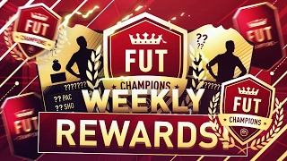 INFORMS & ONE TO WATCH IN ULTIMATE TOTW PACKS!! FIFA 17 FUT CHAMPIONS ELITE REWARDS