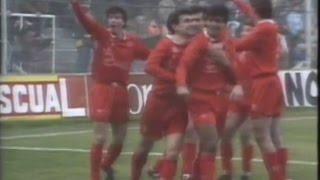 Oviedo 0 - Albacete 1. Temp. 91/92. Jor. 18