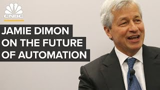 LIVE: Jamie Dimon Speaks with Axios' Mike Allen - Nov. 15, 2018