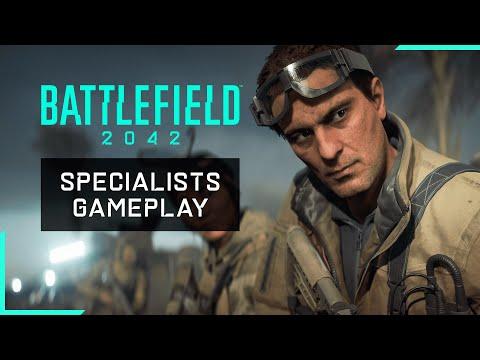Battlefield 2042 : Les 5 derniers spécialistes sont de sortie