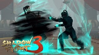 Shadow fight 3 - ITU THE BOSS - INSANELY FIGHT