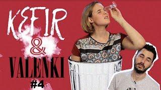 The Russian glass is an ideal eco-friendly glass / Kefir&Valenki #4