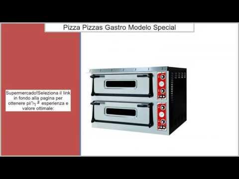 Pizza Horno pizzas del horno Pizza Pan Horno del Horno Gastro Modelo Special 66