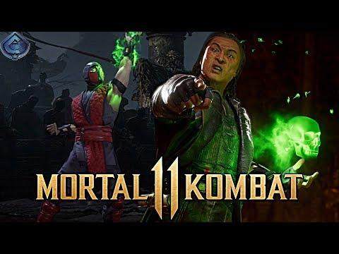 Mortal Kombat 11 Online - AWESOME ERMAC BRUTALITY!
