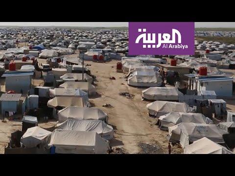العرب اليوم - شاهد: لقطات من داخل مخيمات عائلات