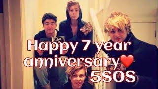 7 Years of 5SOS// Unpredictable 8D Audio  USE HEADPHONES