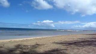 Kauai Beaches: Kee Beach, North Shore, Hawaii