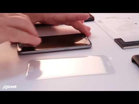Montaj folie Full Face Samsung Galaxy S7