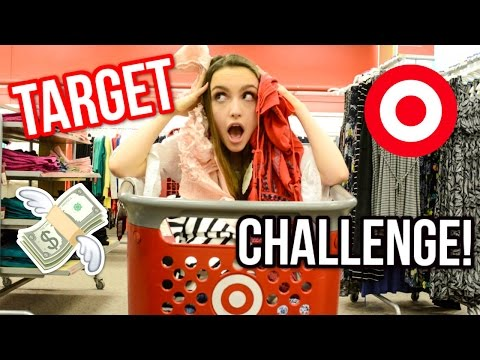 $20 TARGET CHALLENGE! Outfit Challenge!