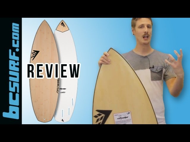 Firewire Potato-Nator Surfboard Review - BCSurf.com