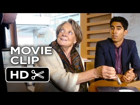 The Second Best Exotic Marigold Hotel (Clip 'The Lawyer')