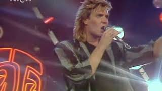 """Duran Duran """"Union of the Snake"""" """"Wild Boys"""" """"Is There Something..."""" (Tocata 25/12/1984)"""