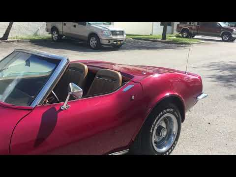 1972 Chevrolet Corvette (CC-1302233) for sale in POMPANO BEACH, Florida