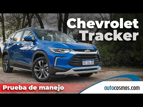 Test Chevrolet Tracker II