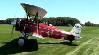 Ron Alexander's 1928 Stearman C3B