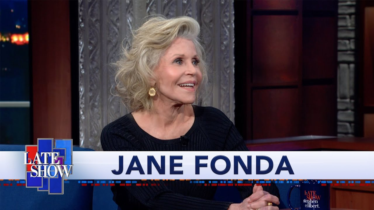 Jane Fonda Gives Advice About Getting Arrested At Peaceful Climate Change Protests thumbnail