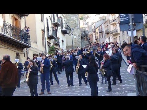Processione Venerd� Santo - Alia 14 Aprile 2017 - 1^parte -