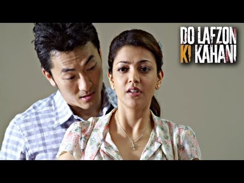 Kajal Aggarwal Teaches To Student | Do Lafzon Ki Kahani | Randeep Hooda | HD