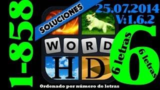 4 Fotos 1 Palabra | Todas Las Soluciones De 6 Letras (1-858)