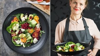 FOOD STYLING A Salad With Karin Bohlin