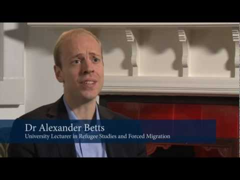 Survival migration and fragile states