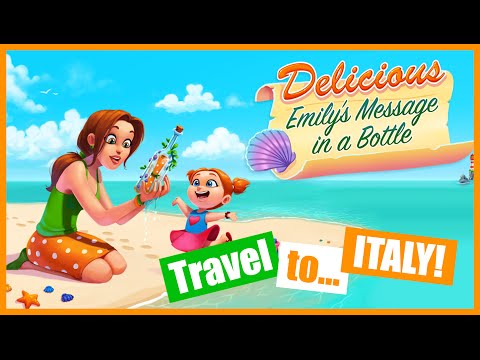 Official Trailer | Delicious - Emily's Message in a Bottle