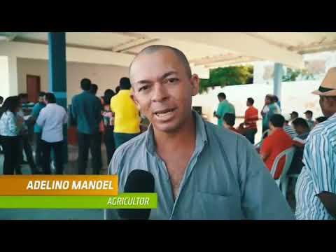 ENTREGA DE 50 MÁQUINAS FORRAGEIRAS EM CANINDÉ DE SÃO FRANCISCO