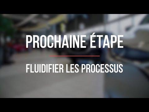 360.Success - Groupe AutoForce 6/6 : Prochaine étape, fluidifier les processus