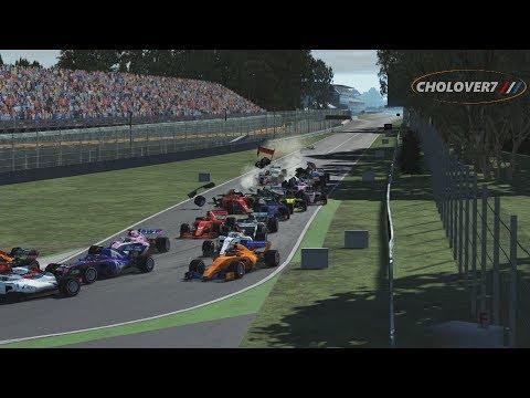 F1 2018 Mod Download
