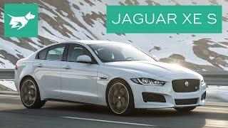 2017 Jaguar XE S Review