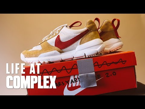 NIKE SPACE CAMP SHOES DESIGNED BY TOM SACHS | #LIFEATCOMPLEX