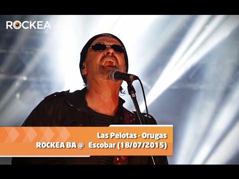 Las Pelotas, Orugas, RockeaBA Escobar