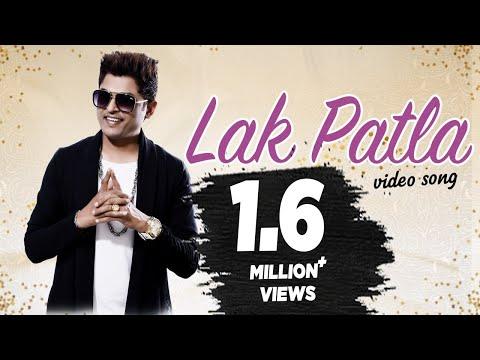 Punjabi song lak patla starring me