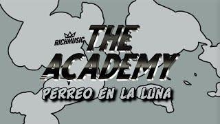 Perreo en la Luna - Rich Music LTD, Sech, Dalex, Justin Quiles, Lenny Tavárez, Feid (Lyric Video)