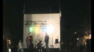 Concerto del Gruppo Petrania 14 Agosto 2011 Petronà (CZ) con il brano la Lupinara