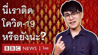 ไวรัสโคโรนา : จะรู้ได้อย่างไรว่าเราติดเชื้อโควิด-19 แล้ว? - BBC News ไทย