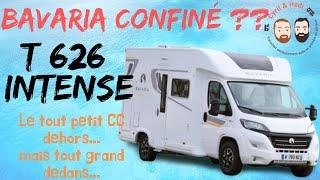 Présentation Camping-Car Avec Cyril Et Hedi: Bavaria T 626 Intense