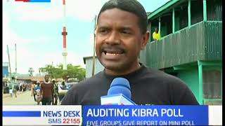 Violence and low voter turnout rock Kibra poll as civil groups scrutinize conduct of the mini poll