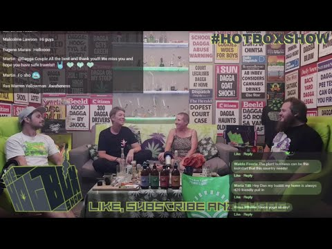 The #HotboxShow Ep 102 Ft. Chronicle