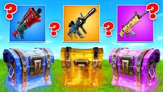 GUESS THE CHEST Challenge In Fortnite Battle Royale