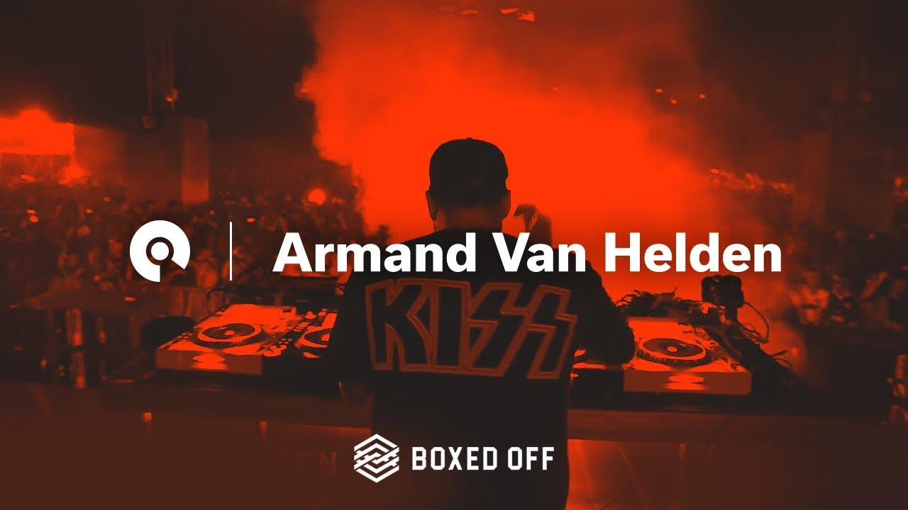 Armand Van Helden - Live @ Boxed Off 2018
