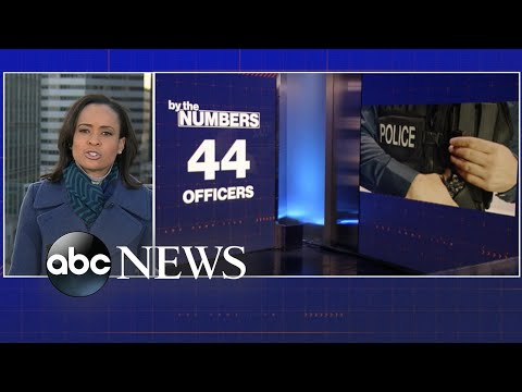 By the Numbers: Police convictions