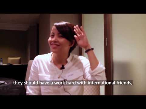 Image of the video: Nguyen Thi Qunyh Hoa: The Establishment of Hai Phong DPO Hanoi ILC