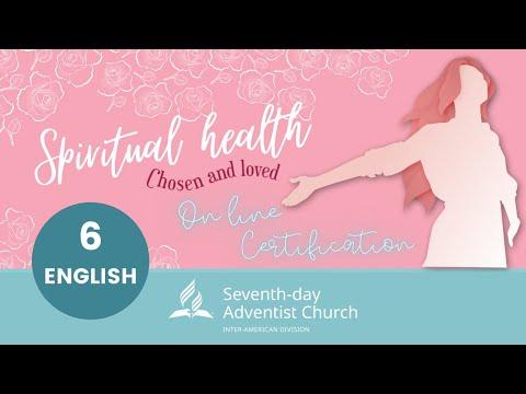 E06 - Chosen and Loved 2021 - Online Certification - Spiritual ...