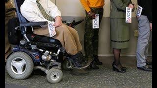 Účasť osôb so zdravotným postihnutím vo voľbách do Európskeho parlamentu