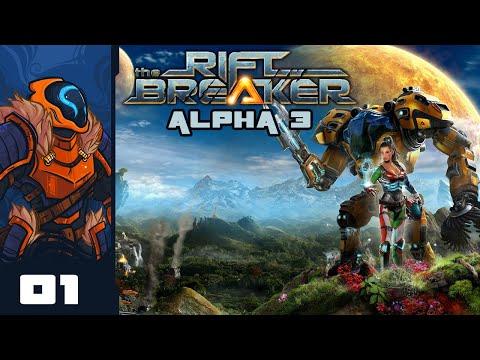 Gameplay de The Riftbreaker