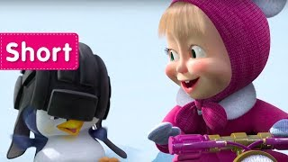 Masha and the Bear - All in The Family 🛷  (Sledging)