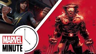Wolverine is back! | Marvel Minute
