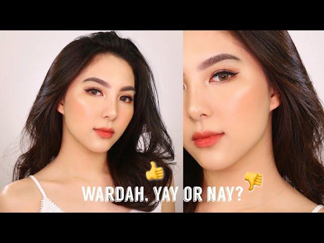 WARDAH One Brand Makeup Tutorial & Review | 2020