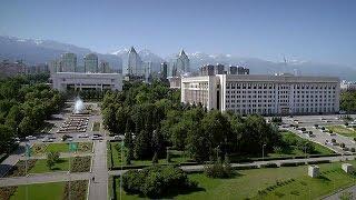 Алматы - город тысячи красок - metropolitans